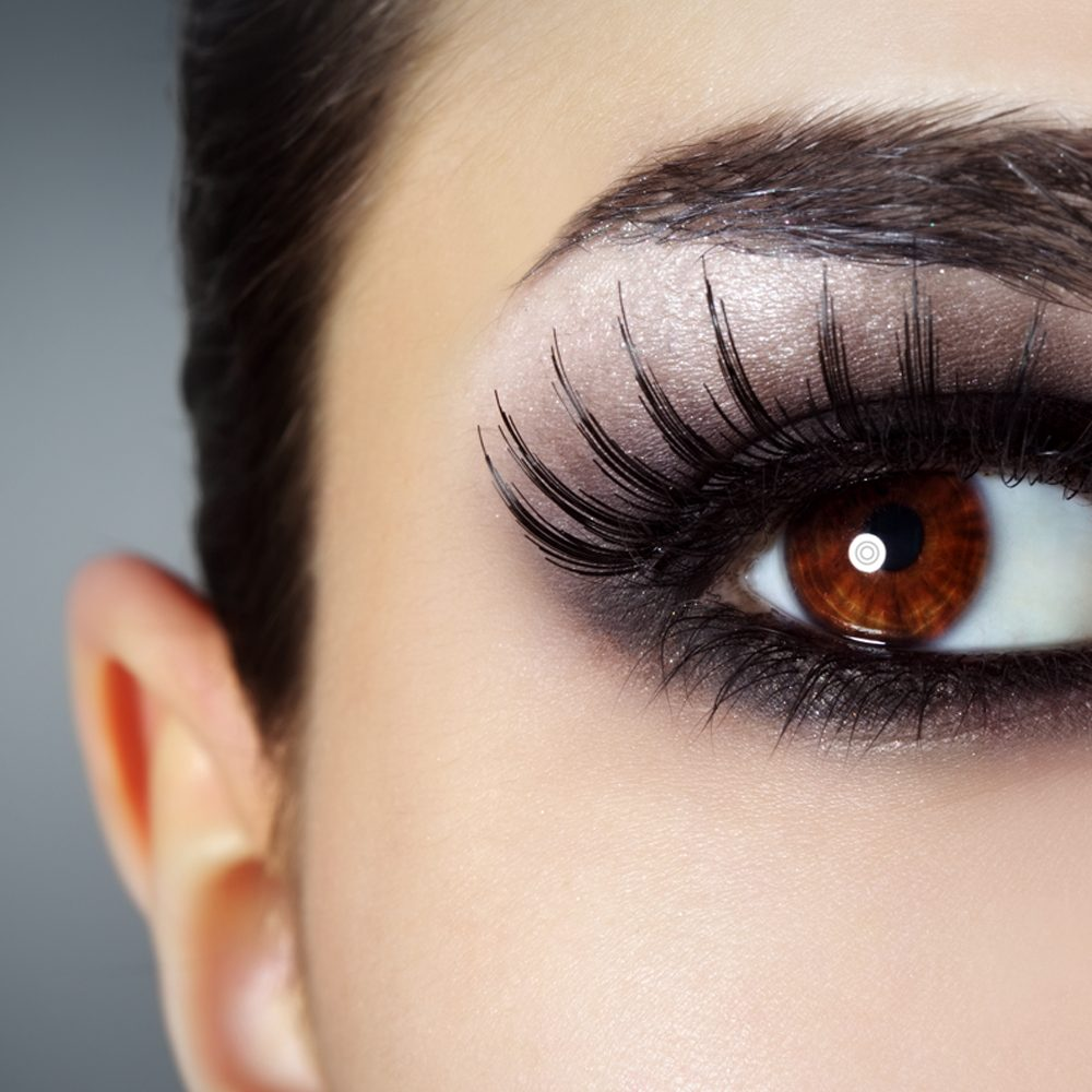 Course of eyebrows